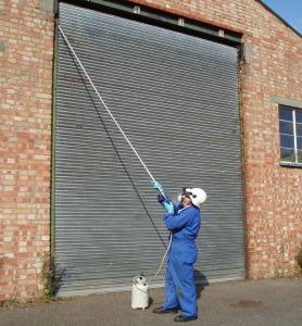 Fumigation at a Warehouse
